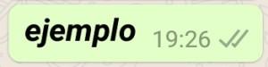combinado whatsapp