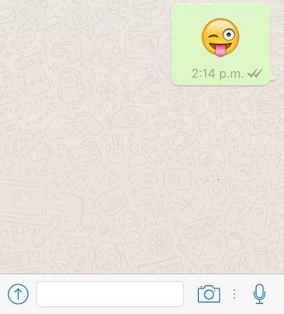 emojis gigantes wasap
