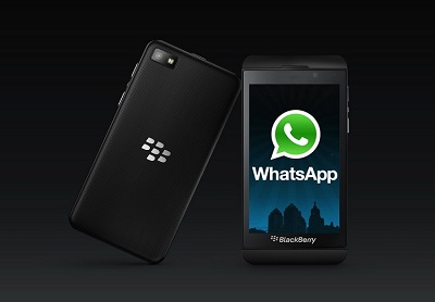 descargar whatsapp blackberry