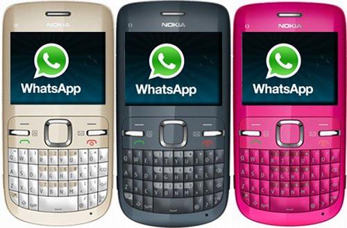 Descargar WhatsApp Nokia