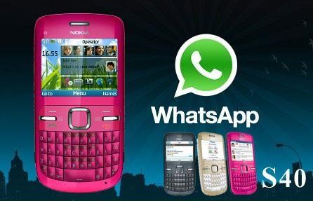 Descargar WhatsApp S40